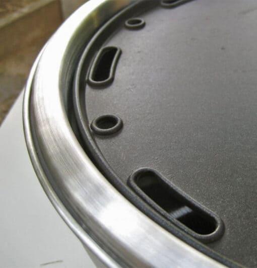 Bak- en grillplaat
