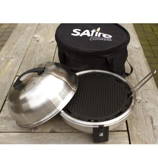 SAfire Cooker Starterspakket Boot